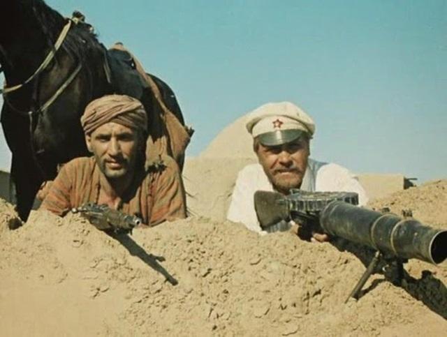 Как снимался фильм «Белое солнце пустыни» (история создания) 0 12e687 e9c3a8f1 orig