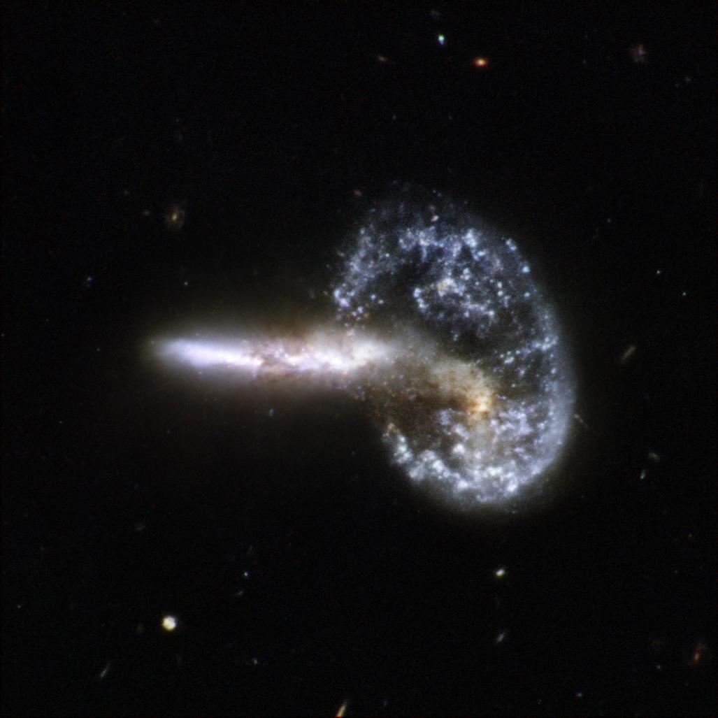 Телескоп Gaia помог отыскать следы древних слияний Млечного пути