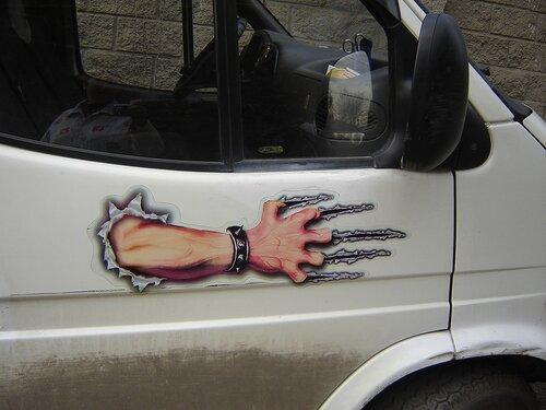 водители, автохамство