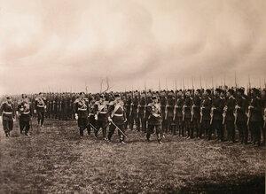 Варшавский генерал-губернатор, командующий войсками Варшавского военного округа светлейший князь А.К.Имеретинский