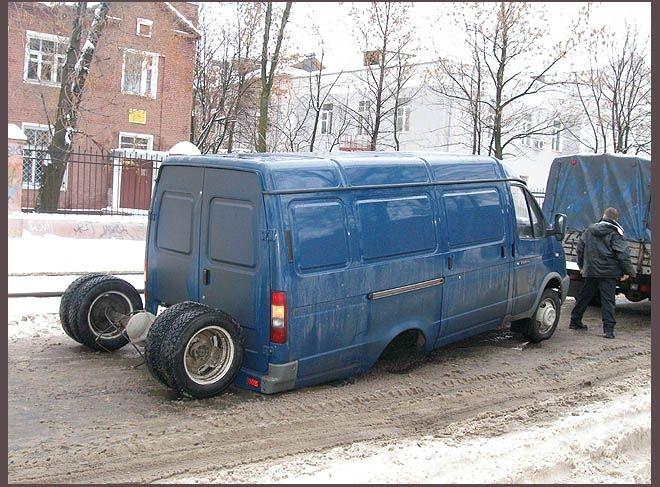 0 70277 d41e0230 orig 60 самых нелепых автомобильных происшествий