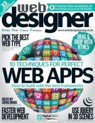 Журнал Web Designer UK - Issue 227