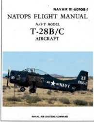 Книга NATOPS Flight Manual Navy Model T-28B/C Aircraft