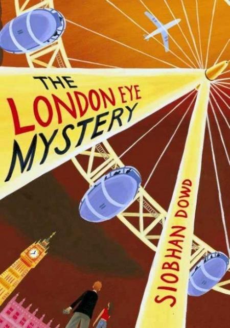 Книга The London Eye Mystery