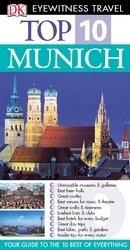 Книга Eyewitness Travel Top 10. Munich