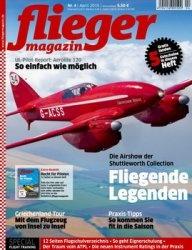 Журнал Fliegermagazin - April 2015