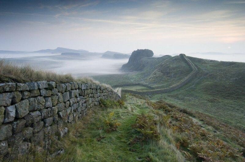 Вал Адриана (Hadrian's Wall)