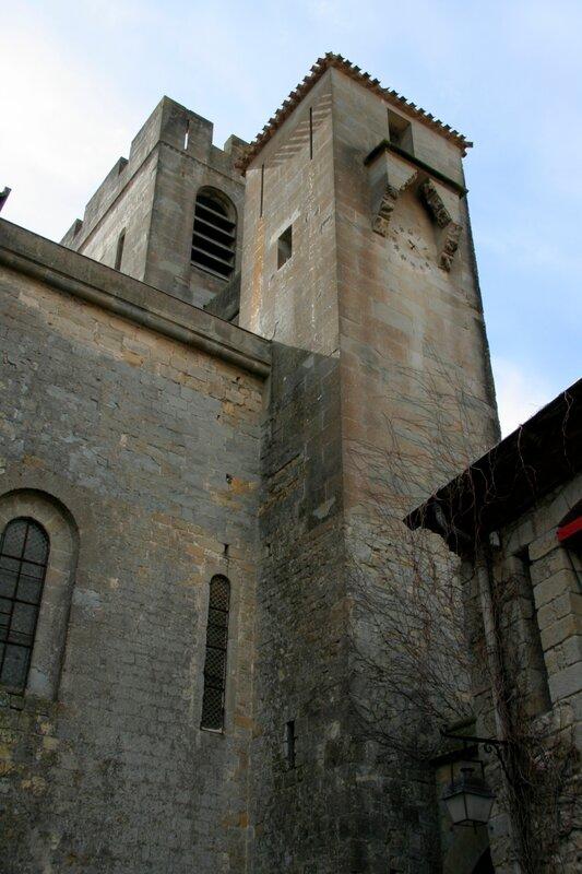 Базилика Святых Назария и Цельсия в Каркасоне