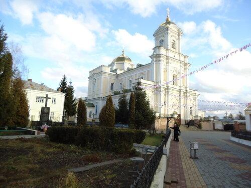 Украина. Луцк. Свято-Троицкий кафедральный собор