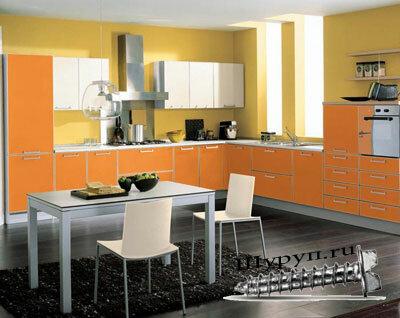 Дизайн интерьера кухни. Кухня в средиземноморском стиле