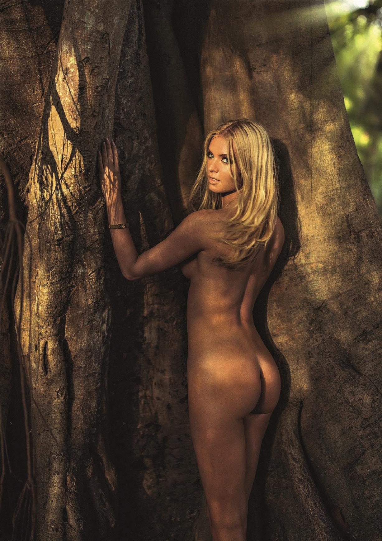Чемпионка мира по танцам Надя Бычкова - Playboy Slovenija april 2014 / SAR may 2015