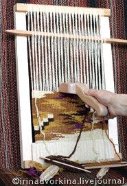 колотушка ткацкая