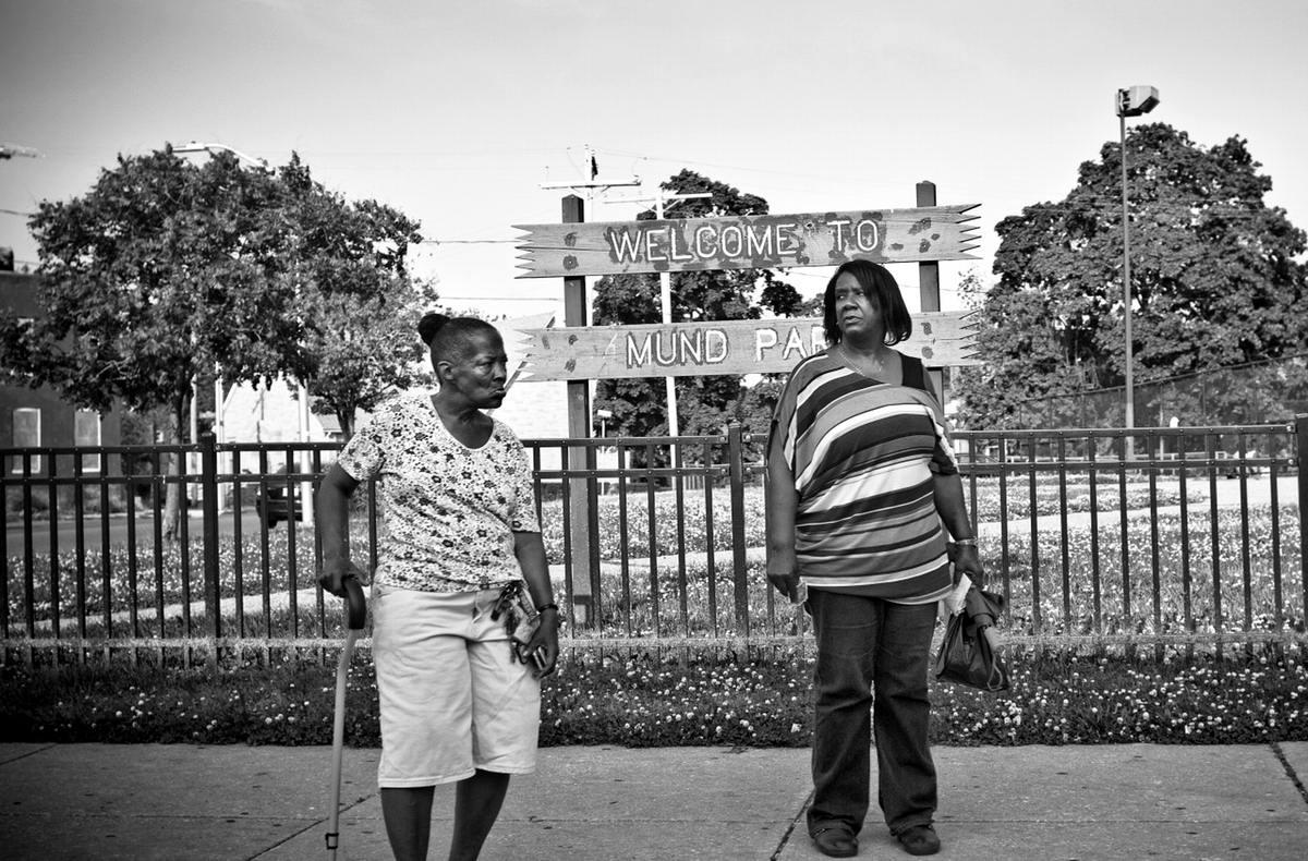 Неулыбчивая Америка: Черно-белая жизнь в бедных кварталах современного Балтимора (14)