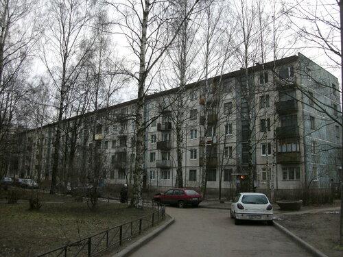 ул. Софьи Ковалевской 15к5