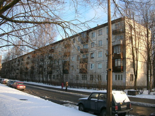 ул. Карпинского 23к1