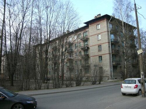 Дрезденская ул. 10к1