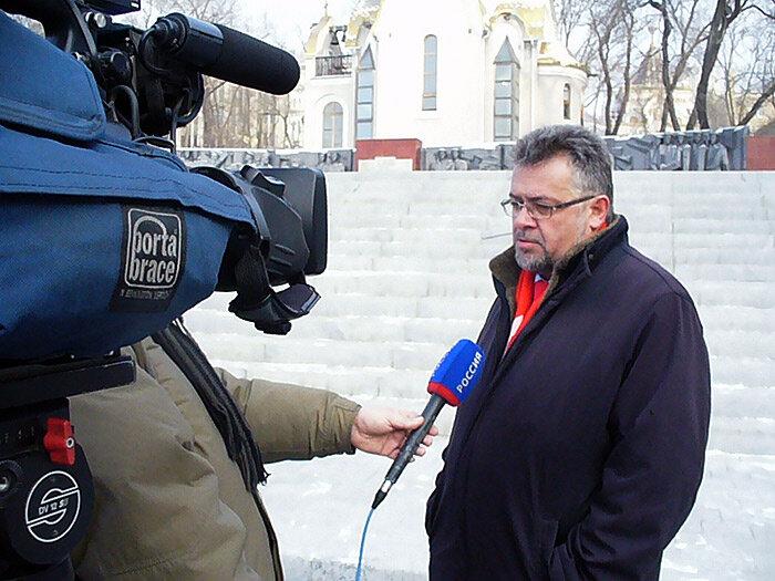 Гришуков В.В во Владивостоке