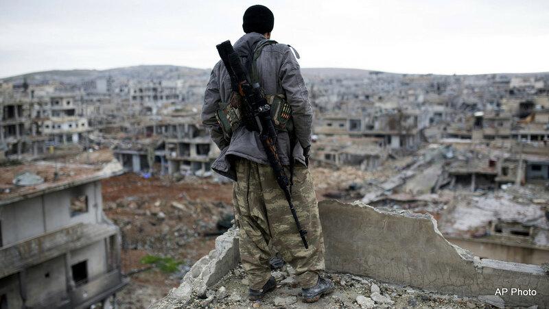 Mideast Syria Moderate Alliance