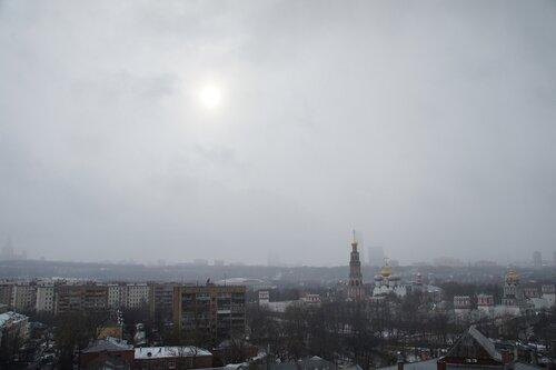 Белое солнце Москвы
