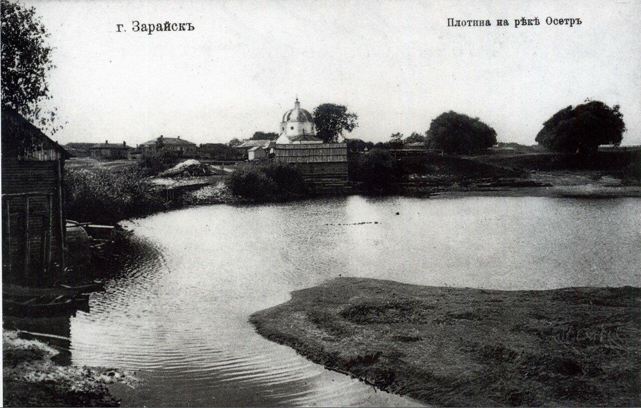 Плотина на Осетре