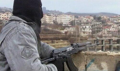 Сирия. Тысячи боевиков против милионов граждан.