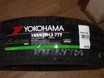 Резина Yokohama AA-Drive