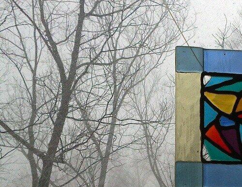 Снежный шторм в Москве