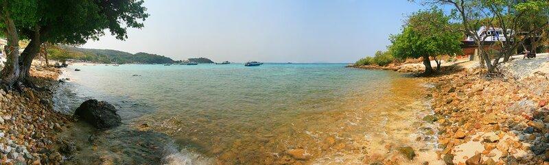 Отдых в Тайланде. Остров Ко Лан