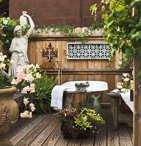Комментария самые красивые сады