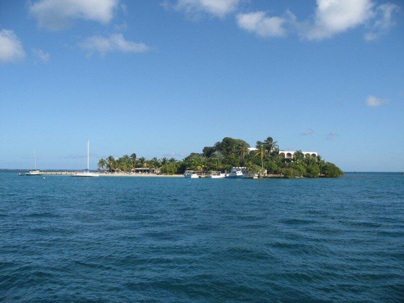 Круиз по островам Карибского моря