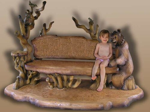 Резчик по дереву  Петр Носиков