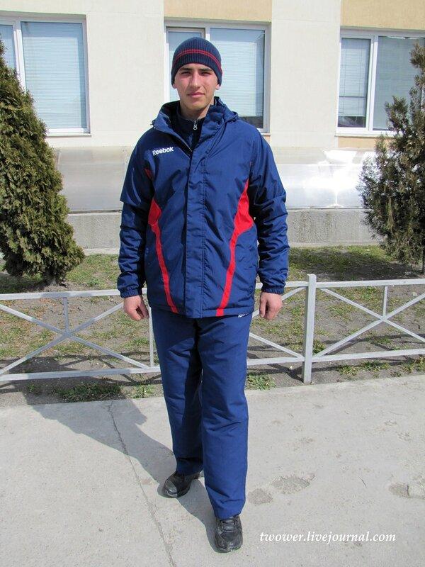 армейский зимний спортивный костюм reebok