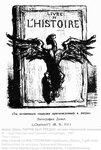 Прусский орел, пригвожденный к Книге Истории