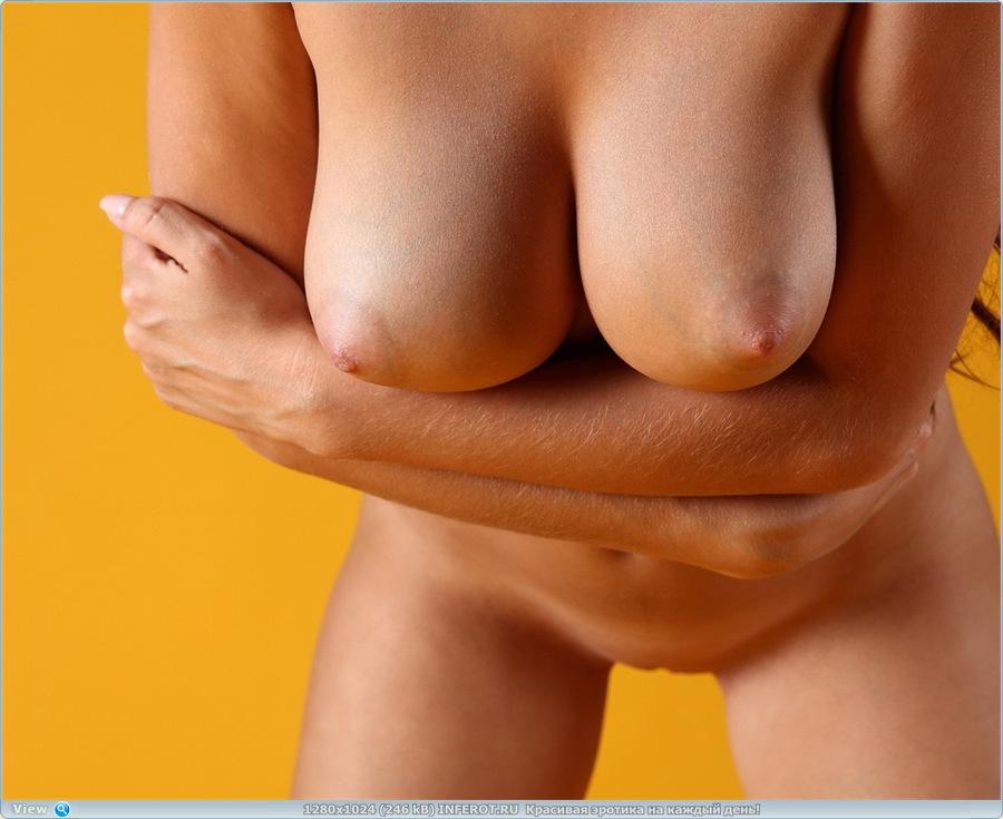 большая красивая женская грудь фото