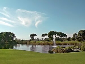 Газоны для гольфа