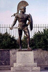Спартанский гладиатор