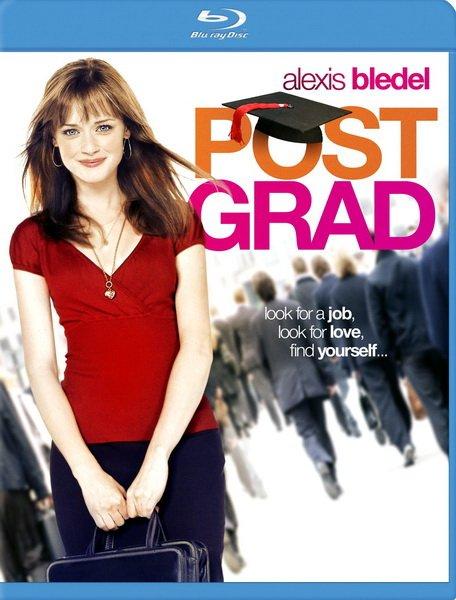 Школа выживания выпускников / Post Grad (2009/HDRip/BDRip/720p)