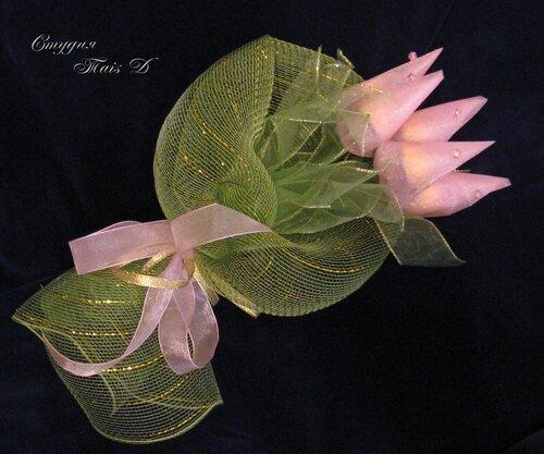 Тюльпаны с Ферреро 2