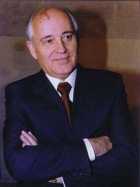 Второе пришествие Горбачёва?