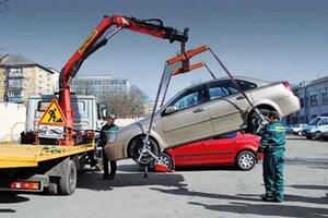 Вызов эвакуатора - решение проблем с авто в пути