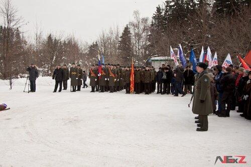 2011.02.19 Открытие памятника воинам интернационалистам
