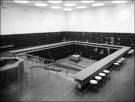 Библиотека Алвара Аалто, арх. Алвара Аалто, Выборг (The Alvar Aalto