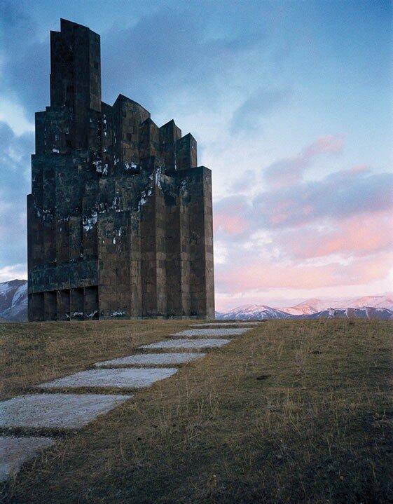 Авангардная архитектура СССР
