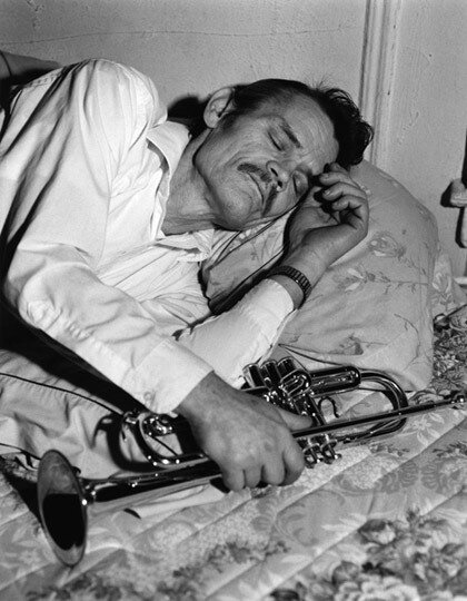 Bruce Weber Chet Baker in Let's Get Lost 198