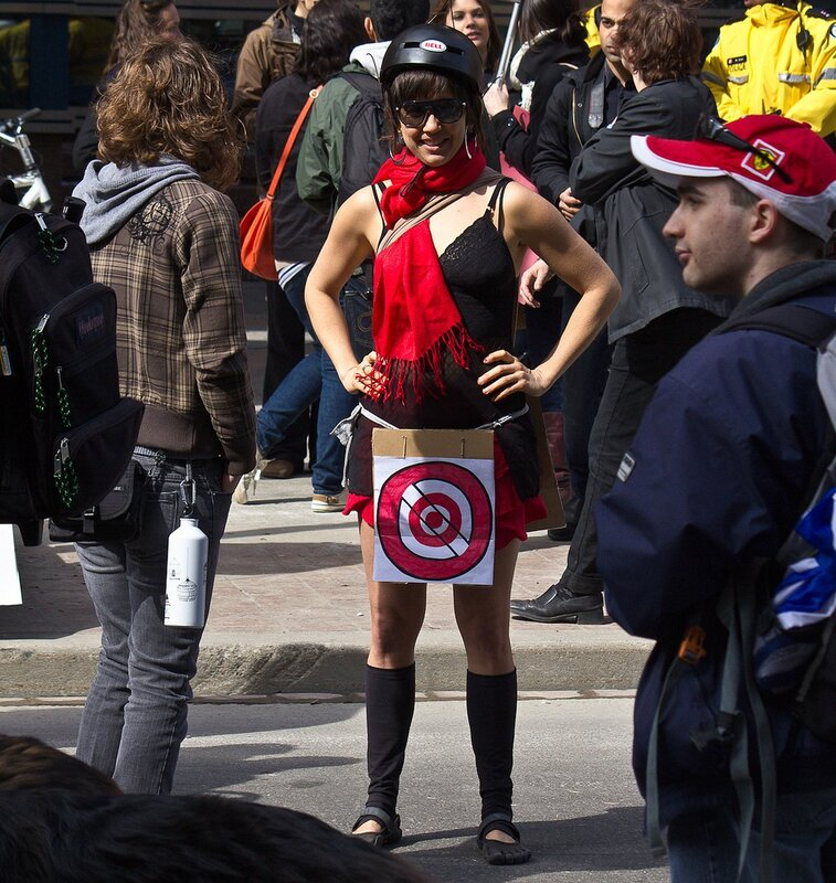 Марш шлюх в Торонто
