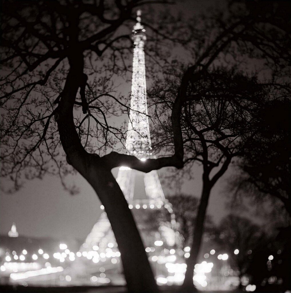 Keith Carter - The Eiffel Tower