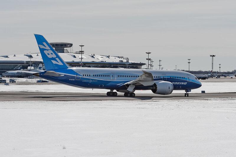 Boeing 787-8 (N787BX) Boeing DSC_8753
