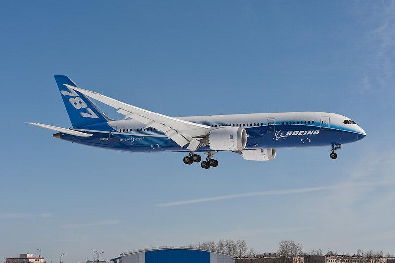 Boeing 787-8 (N787BX) Boeing DSC_8868