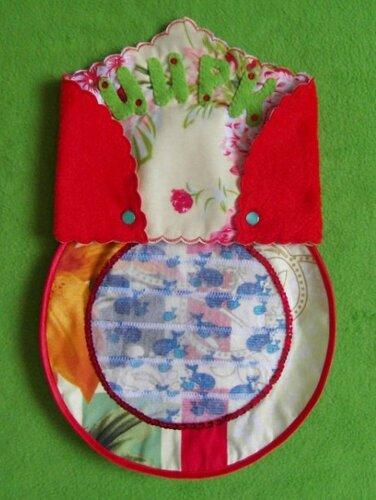 Игровой развивающий коврик для детей. Авторская ручная работа