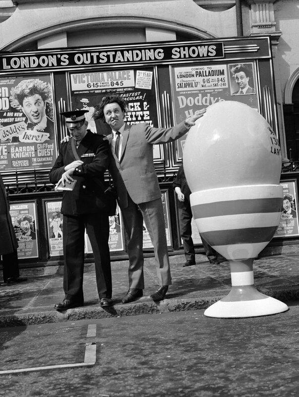Ken Dodd's Giant Egg